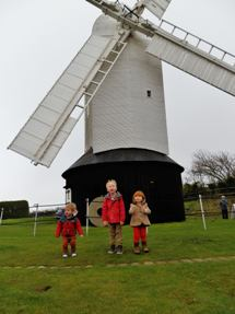 Jill Windmill Open Days - Photo by Katie McBride